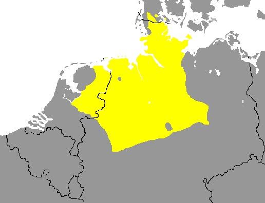 It Nedersaksyske taalgebiet