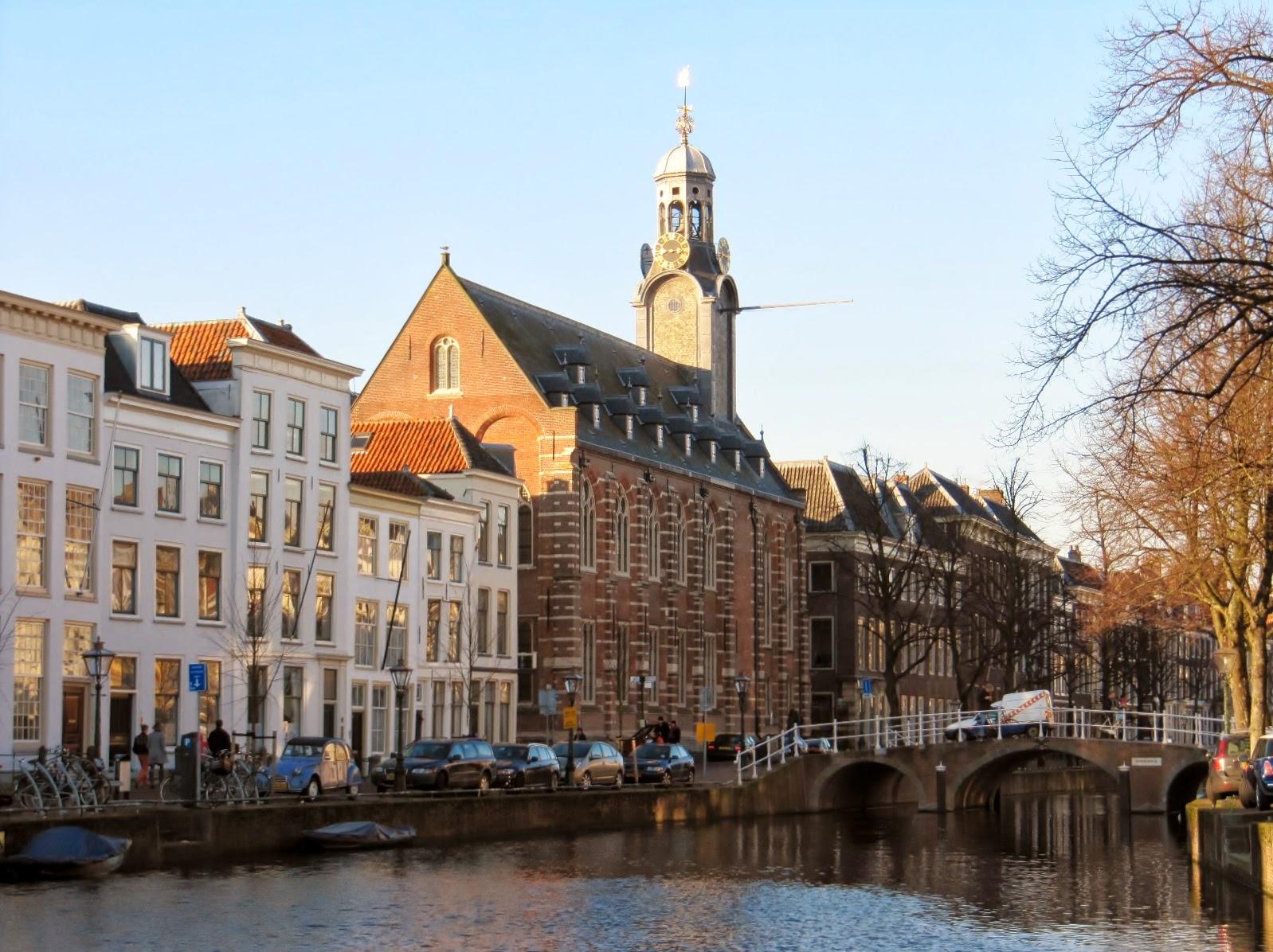 Leiden - academy building - 1