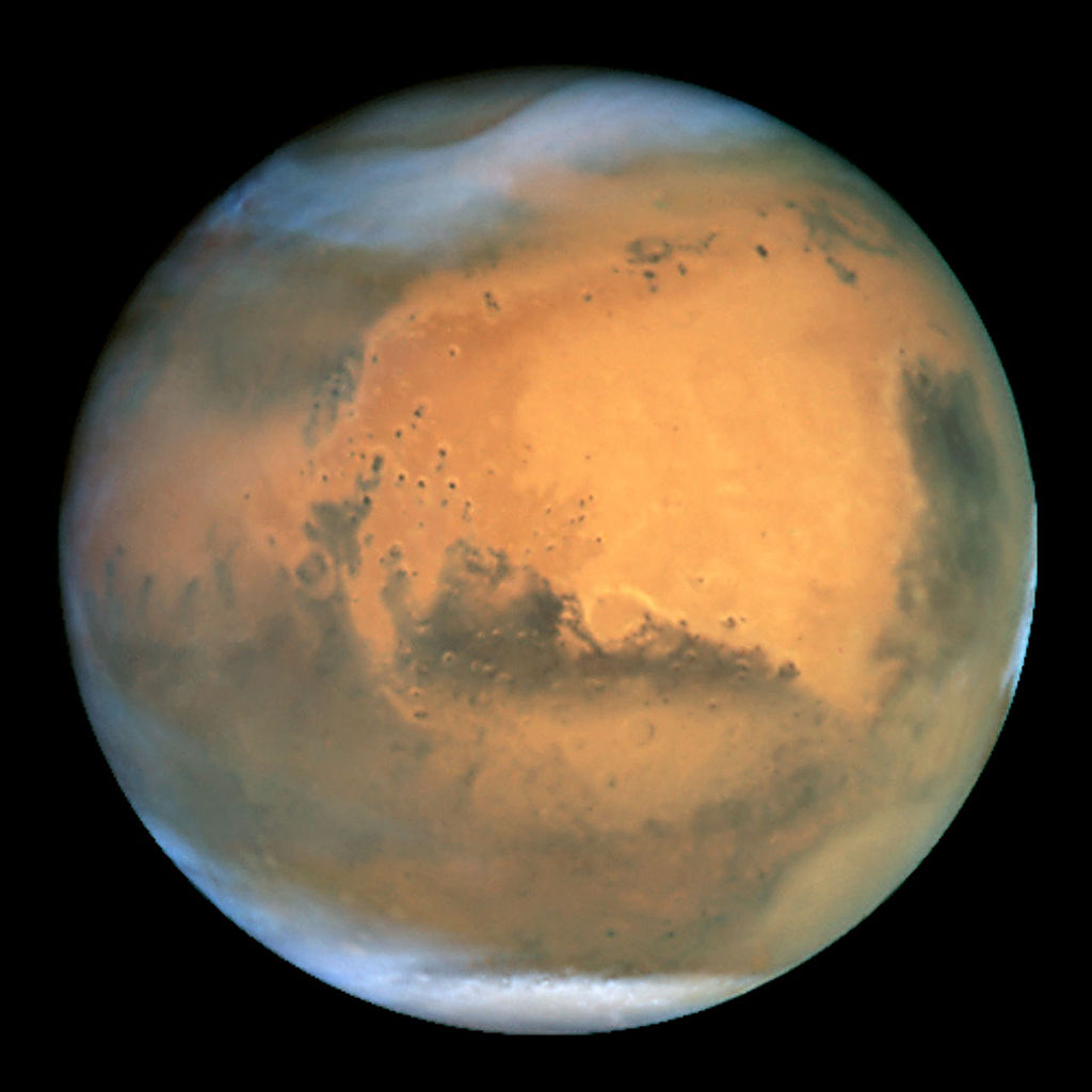 Mars_Hubble-Wikipedia-NASA