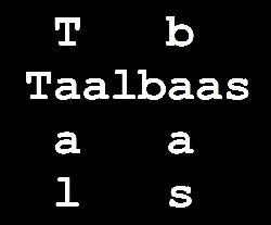 TAALBAAS-logo