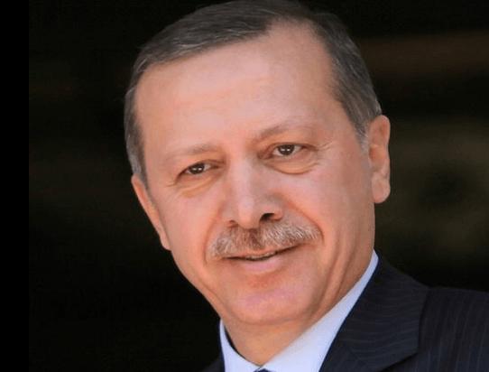 De Turkske presidint Recep Erdogan