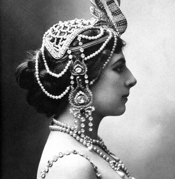 Unbekende brieven sketse nij byld Mata Hari