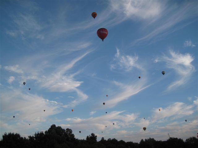 127Loftballonnen