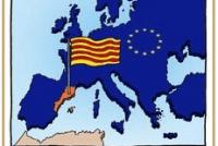 Manmachtich protest tsjin opsluting Katalaanske politisy