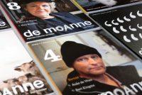 Ernst Bruinsma hâldt op as haadredakteur De Moanne