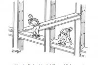 Efkes laitsje mei Escher!