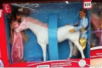 Efkes laitsje mei Barbie!