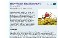 Wa is de Fryske Dagobert Duck?