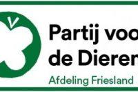 Partij voor de Dieren ferjit it Frysk