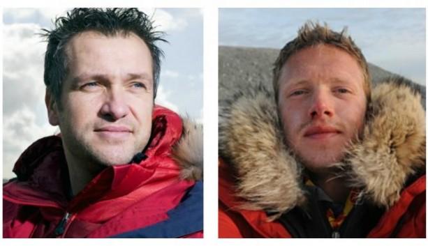 Marc Cornelissen (l) & Philip de Roo (r)