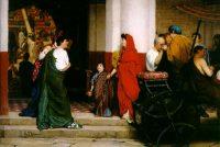 Topstik Alma-Tadema foar it Fries museum