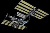 Kosmonauten en astronauten werom op ierde nei fiif moanne ISS