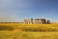 Unike archeologyske fynst by Stonehenge