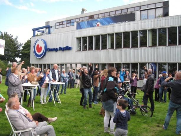 Omrop Fryslân studio