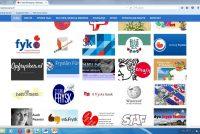 Startside.frl: de poarte nei Frysktalige websiden