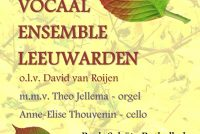 Hjerstkonsert Vocaal Ensemble Leeuwarden