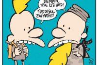 Charlie Hebdo: nije skoaltiden