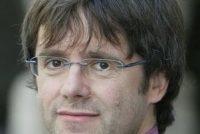 Carles Puigdemont woansdei yn Grins