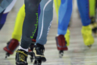 Kingma en Velzeboer juniorkampioenen shorttrack