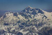 Twa berchbeklimmers komme om op Mount Everest