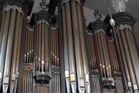 Bachkonsert yn de Sint Pitertsjerke fan Grou