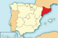 Fannijs parlemintsmearderheid foar ûnôfhinklik Kataloanië