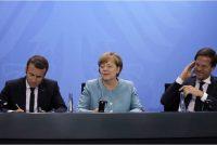 It Nederlânske fitale belang freget om nije oriïntaasje op Frankryk en Dútslân