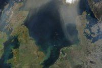 Miljoenen jierren âlde fulkaan ûntdutsen yn Noardsee
