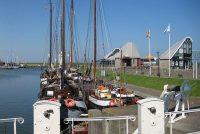 Húskes op kempings en jachthavens yn Noard-Nederlân ticht