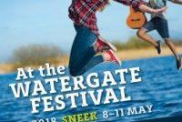 """Muzykfestival """"At the Watergate"""" mei twa poadia yn Wâldsein"""