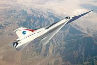 X-plane moat binnen fjouwer oeren fan New York nei Londen fleane