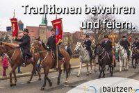 Gjin Sorbysk op jubileum Bautzen