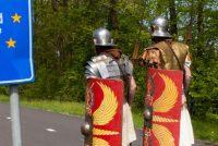 Lêzing yn Tresoar: Speure nei Romeinske spoaren