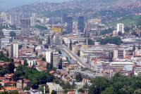 Weriepene kabelbaan Sarajevo is 'teken dat oarloch echt oer is'