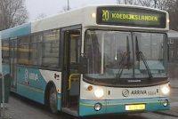 Bussen Arriva yn Súdeast Fryslân op biodisel