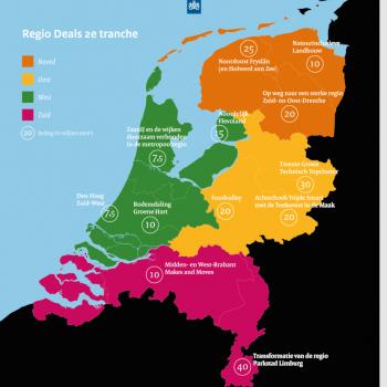 Fryslân skoart goed mei Regio Deals