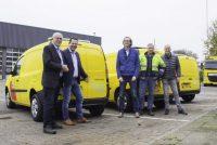 Gemeente Súdwest-Fryslân stapt oer op elektryske auto's