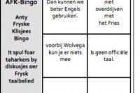 Fergees spultsje: Anty-Fryske-Klisjees-Bingo