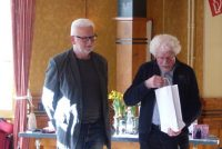 Jurjen van der Meer wint oersetwedstriid 'De Nije'