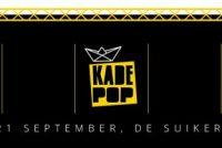 Kadepop Festival makket earste nammen foar 2019 bekend