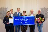 Tytsjerksteradiel mkb-freonlikste gemeente fan Fryslân