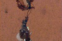 Marslâner InSight oan it boarjen op Mars