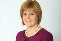 Skotske premier pleitet iepentlik foar ûnôfhinklikens