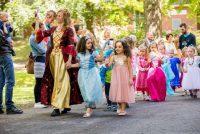 Lêste plakken foar jierlikse Prinsessedei
