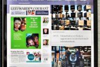 Aant Mulder: Frysk yn 'e krante