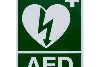Waadhoeke set yn op 100% dekking AED-netwurk