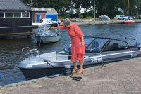 Nije speedboat PW 5 foar mear kontrôles op it wetter
