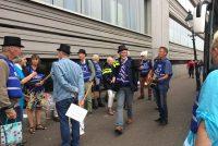 Fryske demonstraasje yn De Haach