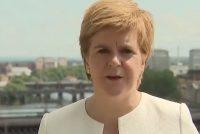 'Skotlân troch premier Johnson tichter by ûnôfhinklikens'