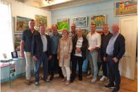 Besite CDA-fraksje Noardeast-Fryslân oan Ruurd Wiersmahûs